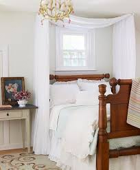 Bed Canopy Frame Diy Ideas For Getting The Look Of A Canopy Bed Without Buying A