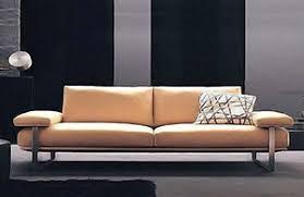 canape cuir contemporain salons et canapés contemporains italiens