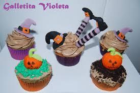 Halloween Galletita Violeta