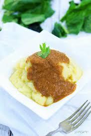 make ahead vegan gravy