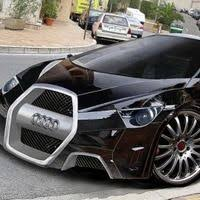 audi costly car the most expensive car maybach exelero cars one
