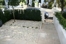 Backyard Gravel Ideas - 40 examples of garden design with gravel hum ideas