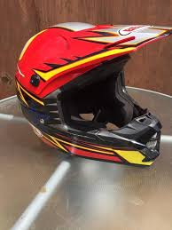 bell motocross helmet bell motocross helmet in shoeburyness essex gumtree