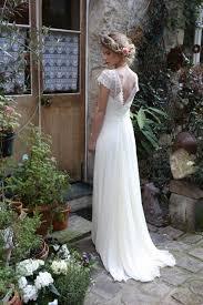 robe de mari e chagne robes de mariée bohème 2017 elsa gary idées mariage