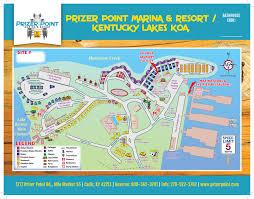 Zip Code Map Louisville Ky by Cadiz Kentucky Campground Kentucky Lakes Prizer Point Koa