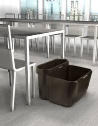 poubelle de bureau tri selectif office la poubelle de tri sélectif éco design au bureau