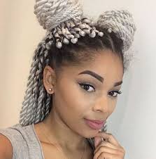 twisted bun hairstyle on african american 40 chic twist hairstyles for natural hair