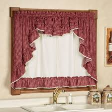 curtains toile kitchen curtains ideas 121 best images about