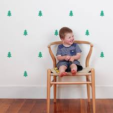 best nursery wall decals pine tree wall decal 24 00