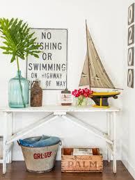 Vintage Beach Decor Junk Style Design