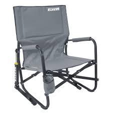 Rocking Folding Chair Gci Outdoor Firepit Rocker Mercury Gray 60565 B U0026h Photo Video