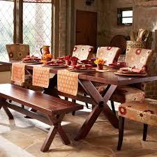 nolan extension tuscan brown trestle table trestle tables dream