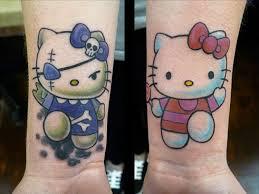 tato kartun minion 15 tato hello kitty unyu bikin pemiliknya gagal sangar