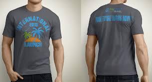 Event T Shirt Design Ideas Bold Playful T Shirt Design By Boy39 Design 5727515