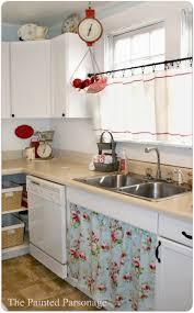 Pretty Kitchen Curtains by Best 20 Pink Kitchen Curtains Ideas On Pinterest U2014no Signup