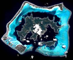Bora Bora On Map Of The World by 37 Out Of This World Photos Earth From Above