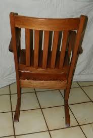 Mission Oak Rocking Chair Karlstad Sofa Home U0026 Interior Design