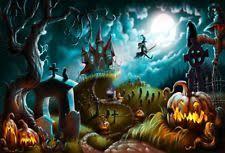 Halloween Backdrop Halloween Backdrop Background Material Ebay