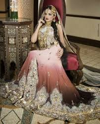 mesmerizing bridal dresses in pakistan
