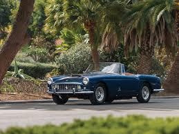 Ferrari California 1960 - rm sotheby u0027s 1960 ferrari 250 gt cabriolet series ii by pinin farina