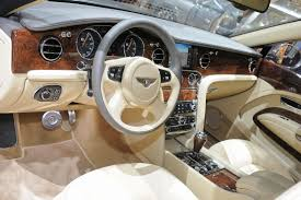bentley mulsanne interior bentley mulsanne white interior image 188