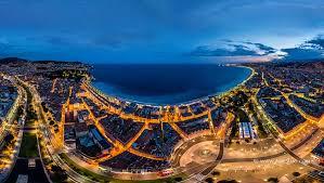 Nice by Nice France 360 Aerial Panoramas 360 Virtual Tours Around
