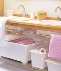 Bathroom Storage Solutions Cheap by This Is A Brilliant Way To Cover Up An Ugly Pedestal Sink Bath