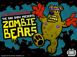 halloween background large zombie bears u0026 halloween costume ideas the bro show