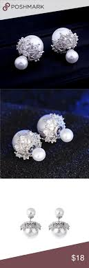 nickel free earrings australia earrings stunning pearl stud earrings every girl needs a pair of