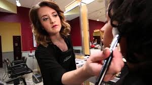 makeup schools in pa empire beauty school graduate noticed for makeup talent