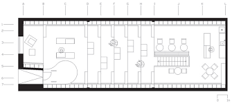 bookstore design floor plan plural totalstudio alexis