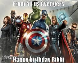 Superhero Birthday Meme - happy birthday quickmeme
