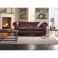 Chesterfield Sofa Sale Uk by Chesterfield 3 Seater In Old English Bruciato From Sofas By Saxon Uk