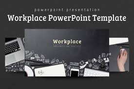 workplace powerpoint template presentation templates creative