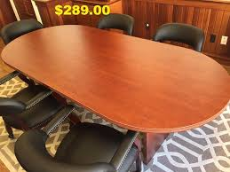 Mahogany Conference Table Conference Tables 6 8 10 12 14 Foot New In Black Maple Cherry