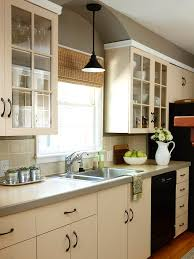 small kitchen makeovers ideas likeable how to install countertops on small galley kitchen