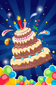 happy birthday cake card happy birthday