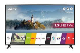 display tv lg 49uj630v 49 inch 4k ultra hd hdr smart led tv richer sounds