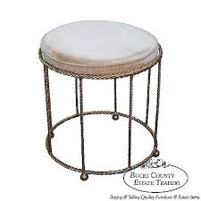 vanities round shaped vanity stool ikea with white wood legs for