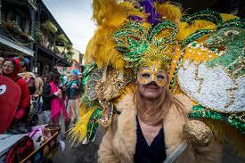new orleans masks the of mardi gras masking wheretraveler