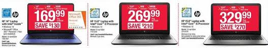 hp black friday deals office depot officemax black friday ad features 119 windows 2 in