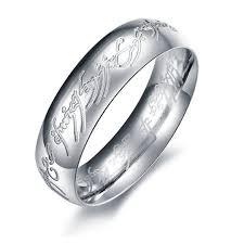 can titanium rings be engraved men women rings can be engraved lord of the rings lord of