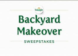 Backyard Contest Makeover by Backyard Makeover Contest Win A 33 000 Yard Renovation Sun Sweeps