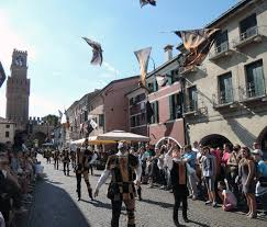 1100 The Flag The Colourful Palio Di Noale My Corner Of Italy Blog