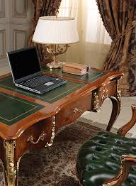 Writing Desk Accessories by Luxury Office Furniture In Classic Style