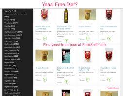 yeast free diet jpg