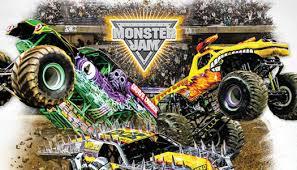 monster jam information