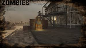 Call Of Duty World At War Zombies Maps by Nuketown 1986 Black Ops 2 Remake Custom Zombie Maps