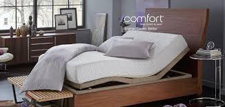 Reverie 7s Adjustable Bed Bedroom Captivating Serta Adjustable Bed For Cozy Bedroom