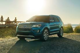 land rover ford 2016 ford explorer reviews and rating motor trend
